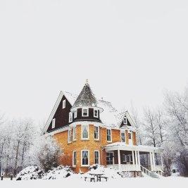 Returning home for Christmas